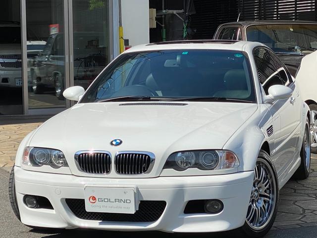 BMW M3 SMGII ディーラー車 右ハンドル ブラックレザー SMGII サンルーフ 純正18AW シートヒーター 社外HDDナビ フルセグ キセノン クルーズコントロール ETC バックカメラ パワーシート 電動ミラー