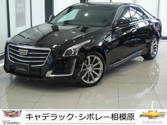 キャデラック CTSプレミアム 当社新車販売ワンオーナー 禁煙車