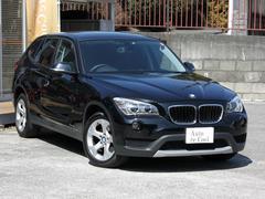 BMW X1sDrive 18i インダッシュHDDナビ 1オーナー