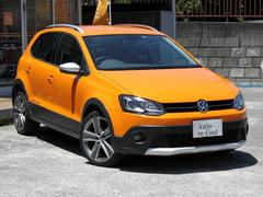 VW ポロクロスポロ 2014年モデル フルセグSDナビ ETC 禁煙