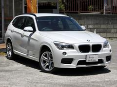 BMW X1sDrive 20i Mスポーツ フルセグナビ Bカメ 禁煙