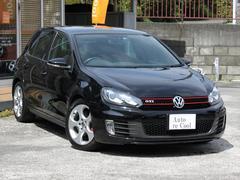 VW ゴルフGTI フルセグSDナビ バックカメラ ETC 禁煙1オーナ