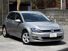 VW ゴルフTSIコンフォートラインプレミアムエディション ナビ1オーナ