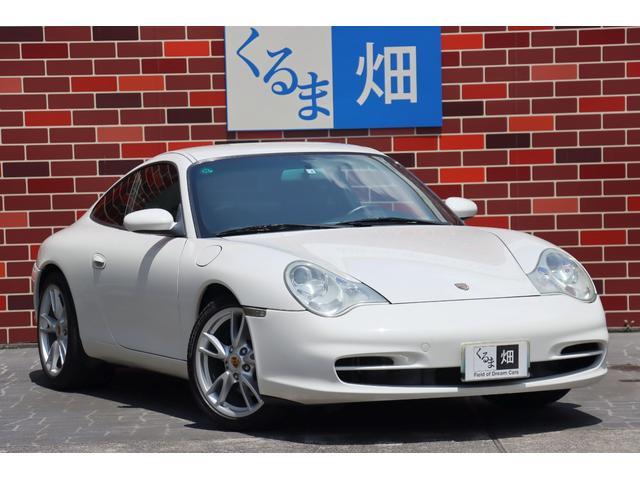 ポルシェ 911カレラ 後期3.6リッター最終年モデル 997用純正18インチ HDD地デジナビ PSM