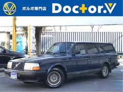 ボルボ240TACK 最終モデル 当店買取車輌 保証付