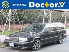 ボルボ850Rエステート 特別限定車 当店買取 電動SR 保証付