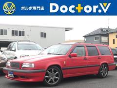 ボルボ850Rエステート 特別限定車 当店買取 保証付