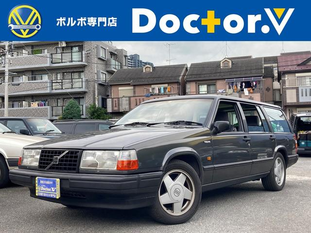 740ターボエステート 当店買取 ETC 純正ホイール シートヒーター グレーインテリア 保証付