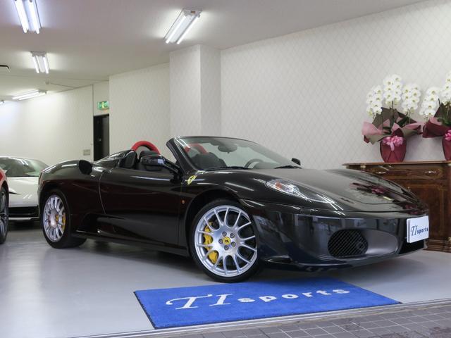 「フェラーリ」「フェラーリ F430スパイダー」「オープンカー」「東京都」の中古車
