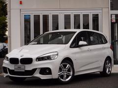 BMW218iグランツアラー Mスポーツ ナビRカメラ