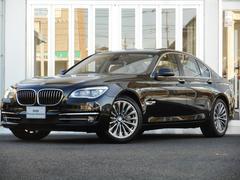BMW750i サンルーフ ACC HUD LEDライト 19AW