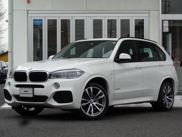 BMW xDrive 35d Mスポーツ 20インチ 黒革サンルーフ