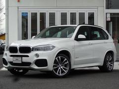 BMW X5xDrive 35d Mスポーツ 20インチ 黒革サンルーフ