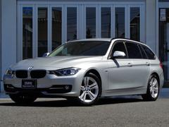 BMW320dツーリング スポーツ ACC HDDナビ ET
