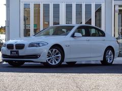 BMW523dブルーパフォーマンスハイラインパッケージ ベージュ革