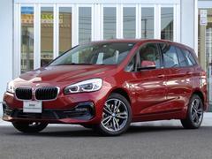 BMW218dグランツアラー スポーツ コンフォートP ヒーター