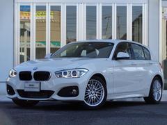 BMW118i Mスポーツ 黒革 コンフォート パーキングサポP
