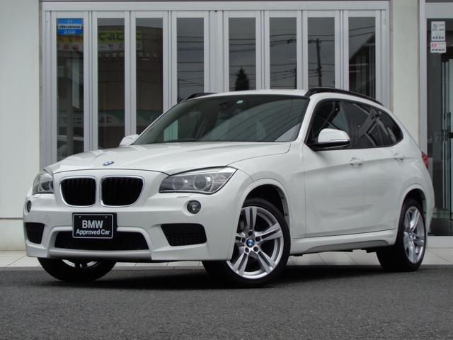 BMW sDrive 20i Mスポーツ HDDナビ 18AW