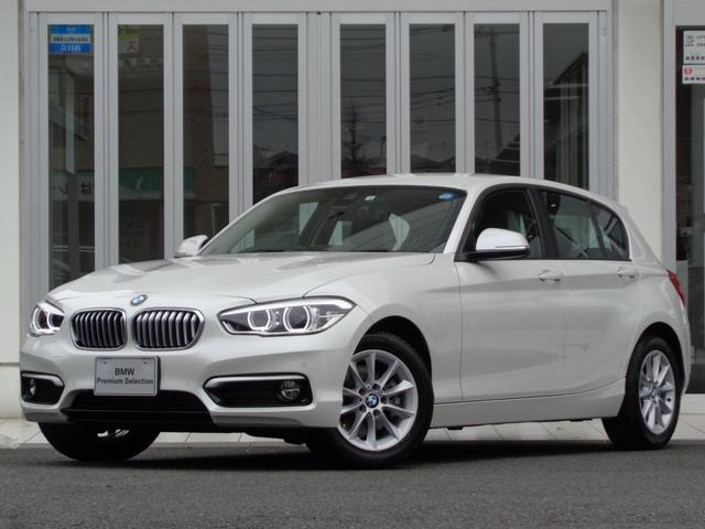 BMW 118d スタイル パーキングサポートパッケージ