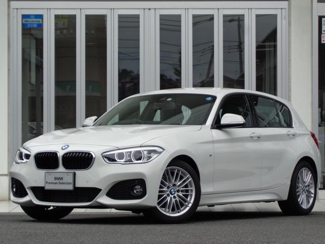 BMW 118i Mスポーツ パーキングサポートP ブラックレザー