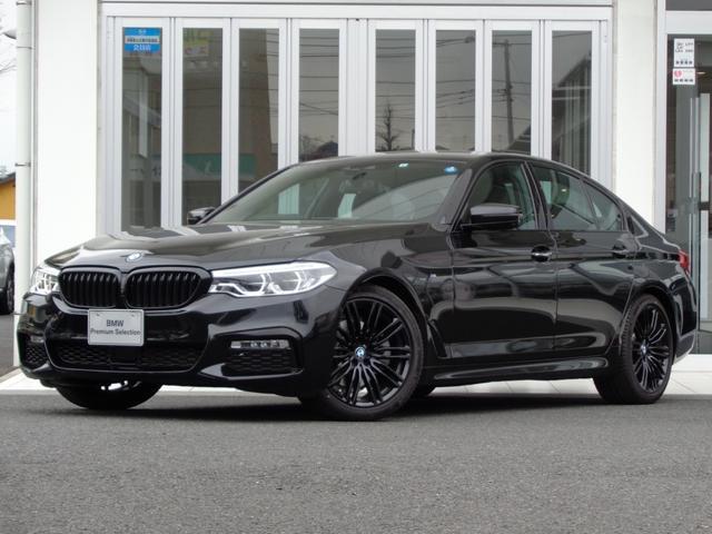 BMW 523dED/MIP黒19AWハーマン縦列駐車ナビTVカメラ