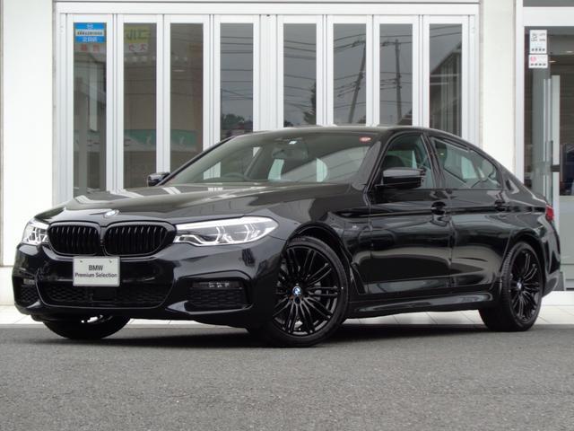 BMW 523ED/MIP黒19AWハーマン縦列駐車ナビTVカメラ