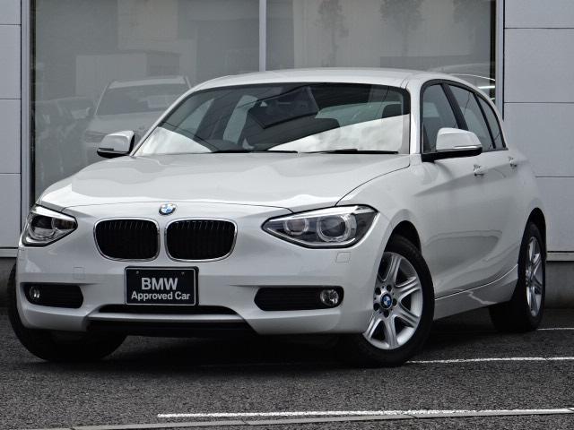 BMW 116iプラス&ライトPパーキング純正タッチナビBカメラ禁煙