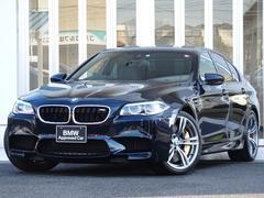 BMW M5M5後期型SRカーボンブレーキ20AW黒革ACCHUDLED