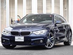 BMW440GCインスタイル300台限定特別色ACC黒革Mブレーキ