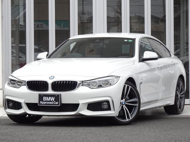 BMW 420インスタイル200台限定車サドル革19AWウッドHUD
