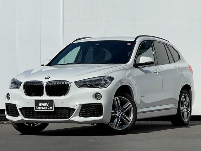 BMW X1 xDrive 18d Mスポーツ コンフォートパッケージ HDDナビ  バックカメラ 電動リアゲート スライディングリアシート 18インチアルミ パーキングアシスト レーンチェンジウォーニング ドライビングアシスト 2.0ETCミラー
