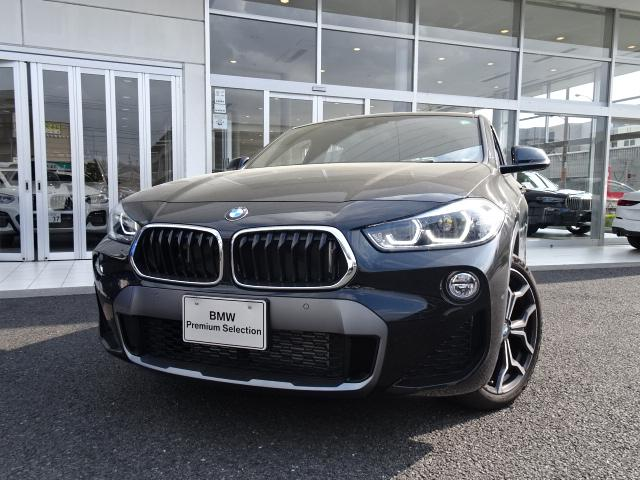 BMW xDrive 18d MスポーツX コンフォートパッケージ タッチパネル式HDDナビ 電動リアゲート シートヒーター LEDヘッドライト 2.0ETCミラー パーキングアシスト バックカメラ Bluetoothハンズフリーフォン