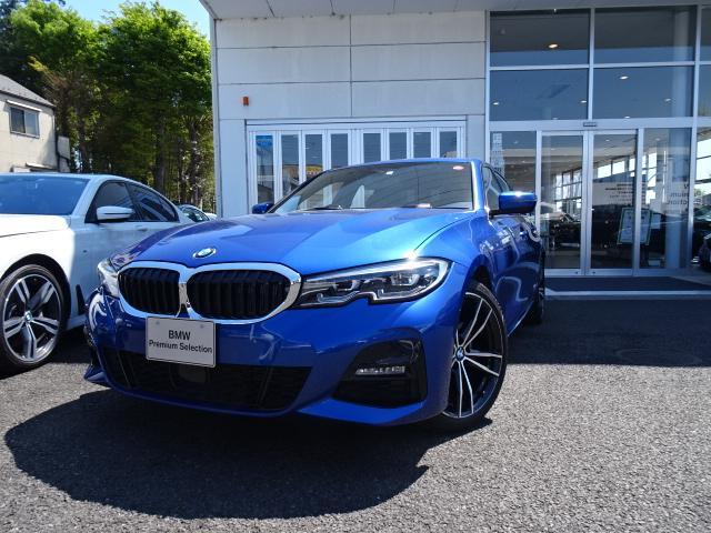 BMW 3シリーズ 320d xDrive Mスポーツ ハイラインパッケージ コンフォートパッケージ 19インチアルミ 黒レザー HiFiスピーカー アダプティブLEDヘッドライト タッチパネル式LEDヘッドライト ライブコックピット 電動トランク
