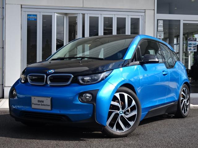 BMW アトリエ レンジ・エクステンダー装備車 94Ahバッテリー 弊社デモカー シートヒーター ACC HDDナビ パーキングアシスト 2.0ETCミラー LEDヘッドライト ドライビングアシスト USBオーディオインターフェイス
