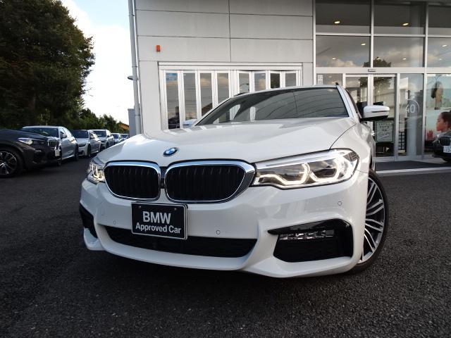 BMW 523dツーリング Mスポーツ ワンオーナー ハイラインパッケージ 黒レザーシート 地デジ付タッチパネル式HDDナビ LEDヘッドライト 19インチアルミ ACC ウッドパネル ドアバイザー 社外ドラレコ リアガラスフイルム