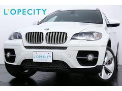 BMW X6アクティブハイブリッドX6 SR  ブラウン革 全席シートH