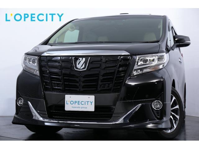 トヨタ 3.5エグゼクティブラウンジ モデリスタフルエアロ