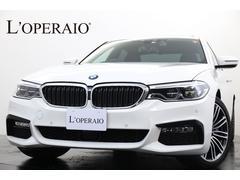 BMW540i Mスポーツ 1オーナー SR コンフォートPKG