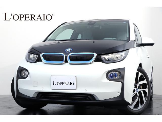 BMW レンジ・エクステンダー装備車 純正FRドラレコ 純正19AW
