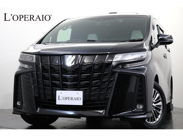 トヨタ 3.5エグゼクティブラウンジS ツインルーフ ブラックテール