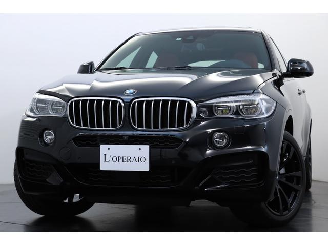 BMW xDrive 50i Mスポーツ 赤革 純正20インチAW 電動ガラスサンルーフ F.Rシートヒーターインテリジェントセーフティ ヘッドアップディスプレイ ハーマンカードン コンフォートアクセス 前後パークセンサー 車検R5年3月