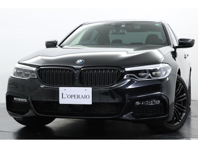 BMW 523d エディション ミッション:インポッシブル クロスアルカンターラ 純正19インチAW ブラックキドニー ハーマンカードン ピアノブラックトリム 純正HDDナビ 地デジ 360°カメラ ETC LEDヘッドライト 電動トランク ブラインドスポット