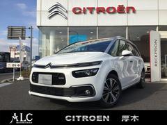 シトロエン グランドC4 ピカソデューン ベージュ120台限定車 新車保証 デモカー専用装備