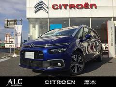シトロエン グランドC4 ピカソシャイン 新車保証継承 電動ハッチ 自動ブレーキ