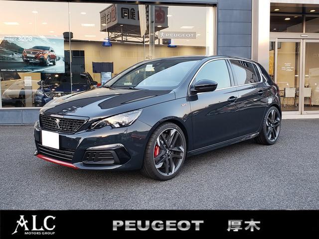 プジョー GTi byプジョースポール 登録済未使用車 新車保証継承