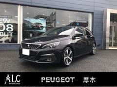 プジョー 308GT ブルーHDi 新車保証継承 当社DEMOカー 禁煙車
