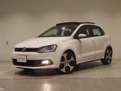 VW ポロGTI 認定中古車保証 純正オーディオ キセノン