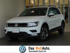 VW ティグアンコンフォートライン 新車保証 アラウンドビューカメラ
