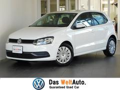VW ポロ認定中古 ETC 自動追従機能装備