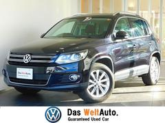 VW ティグアン認定中古車保証 キセノン バックカメラ 純正SDナビ ETC